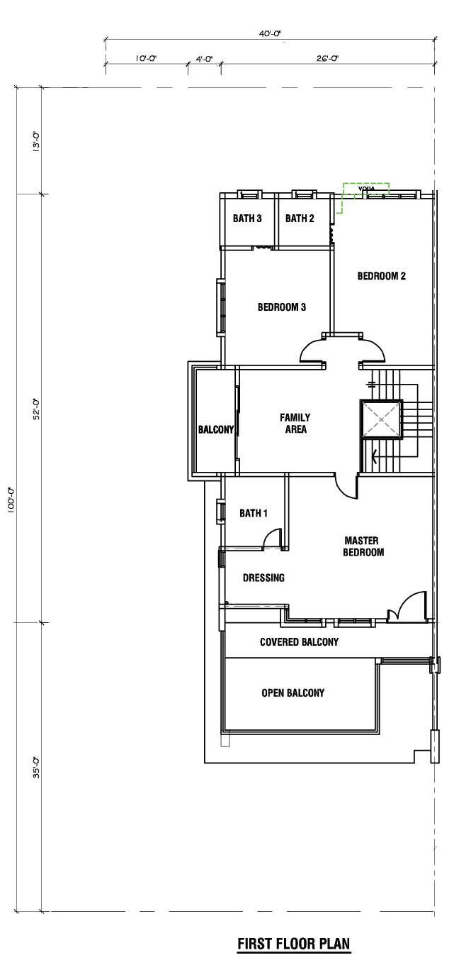 Parkview Mansions 2 storey Semi D first floor
